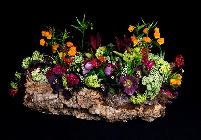 adelaparvu.com despre aranjamente florale si buchete de mireasa, florist Lucinda van der Ploeg, Foto Nikotino Fotografie  (28)