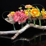 adelaparvu.com despre aranjamente florale si buchete de mireasa, florist Lucinda van der Ploeg, Foto Nikotino Fotografie  (29)