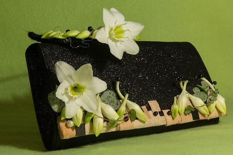 adelaparvu.com despre aranjamente florale si buchete de mireasa, florist Lucinda van der Ploeg, Foto Nikotino Fotografie  (7)