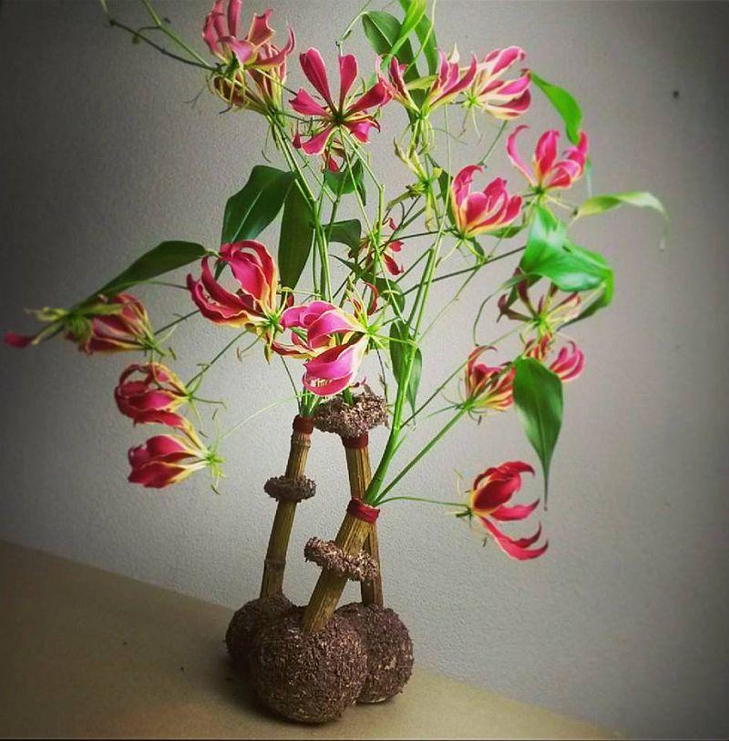 adelaparvu.com despre aranjamente florale si buchete de mireasa, florist Lucinda van der Ploeg, Foto Nikotino Fotografie  (8)