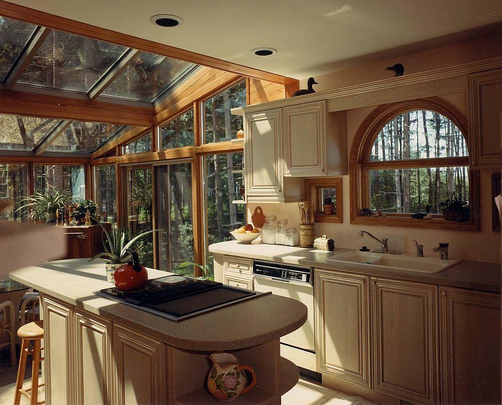 adelaparvu.com despre bucatarii rustice, case din busteni, case din lemn, Foto Designma (2)