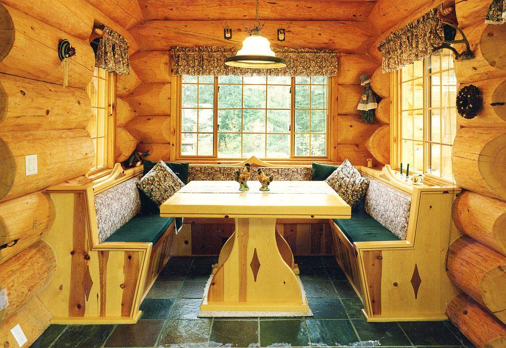 adelaparvu.com despre bucatarii rustice, case din busteni, case din lemn, Foto Designma (3)