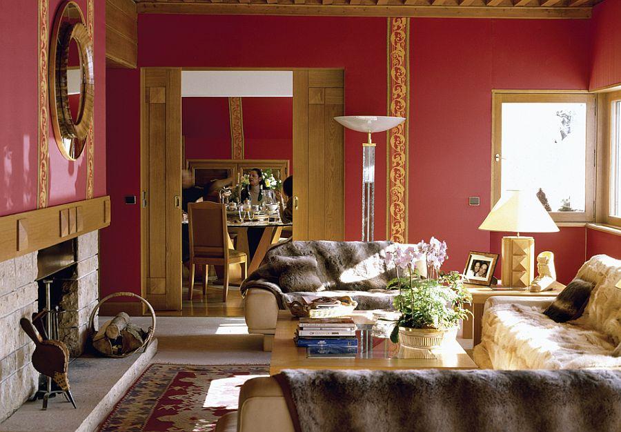 adelaparvu.com despre cabana de munte in stil Art Deco, arhitect Henry Jaquest Le Meme, Foto Brian Harrison (3)