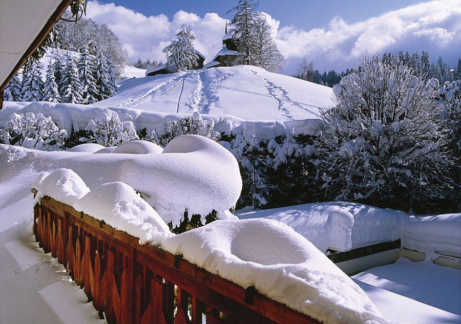 adelaparvu.com despre cabana de munte in stil Art Deco, arhitect Henry Jaquest Le Meme, Foto Brian Harrison (4)