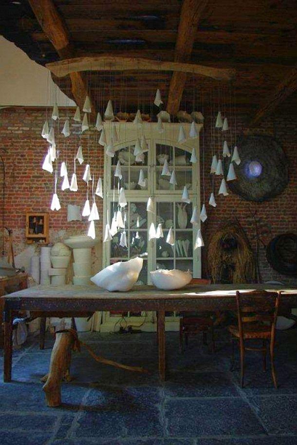 adelaparvu.com despre casa de artist Roos Van de Velde, Foto AD, Roos Van de Velde (14)