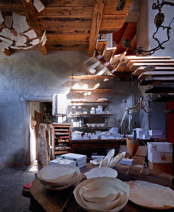 adelaparvu.com despre casa de artist Roos Van de Velde, Foto AD, Roos Van de Velde (6)