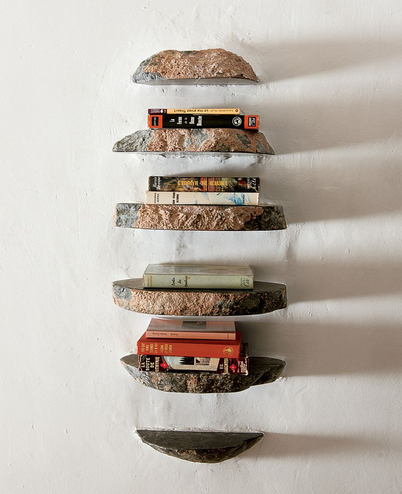 adelaparvu.com despre casa de piatra cu pereti curbi din lut, designer Alexandre de Betak, Foto TMagazine (10)