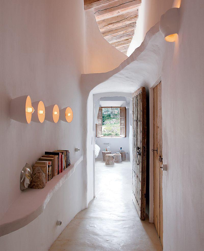 adelaparvu.com despre casa de piatra cu pereti curbi din lut, designer Alexandre de Betak, Foto TMagazine (3)