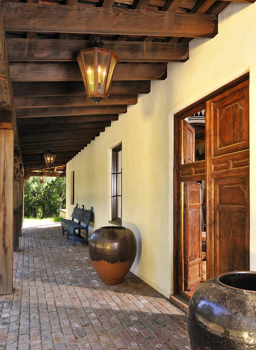adelaparvu.com despre casa de tip hacienda cu patio, arhitectura FGY Architects, Foto Bernardo Grijalva (10)