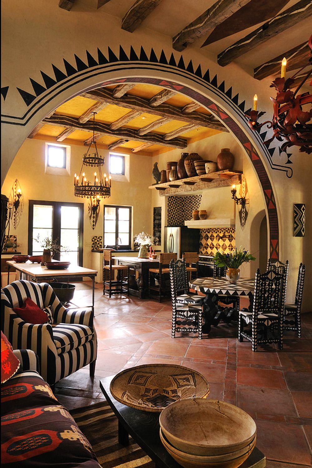 adelaparvu.com despre casa de tip hacienda cu patio, arhitectura FGY Architects, Foto Bernardo Grijalva (13)