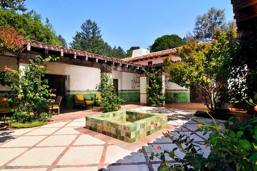 adelaparvu.com despre casa de tip hacienda cu patio, arhitectura FGY Architects, Foto Bernardo Grijalva (22)