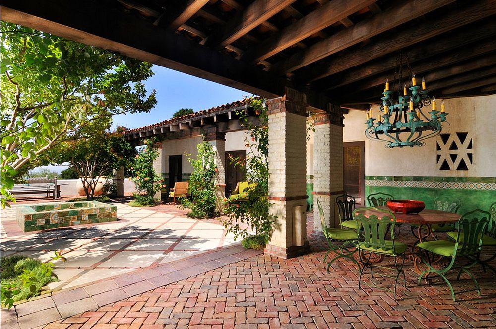 adelaparvu.com despre casa de tip hacienda cu patio, arhitectura FGY Architects, Foto Bernardo Grijalva (25)
