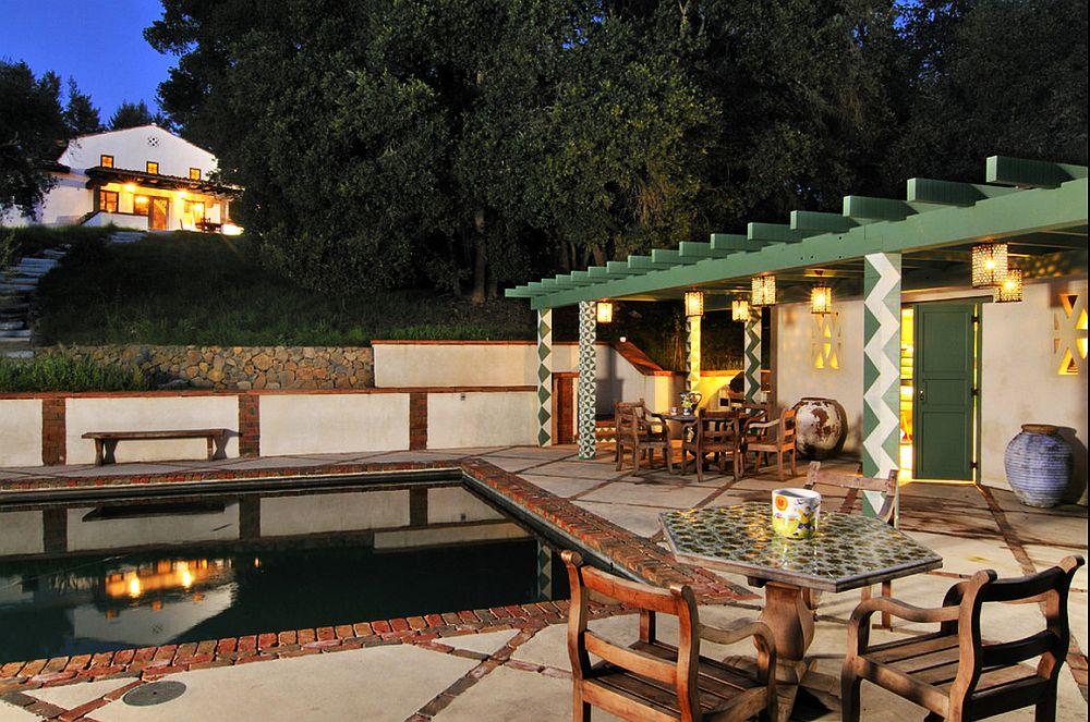 adelaparvu.com despre casa de tip hacienda cu patio, arhitectura FGY Architects, Foto Bernardo Grijalva (7)