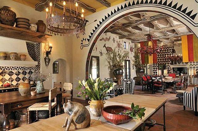 adelaparvu.com despre casa de tip hacienda cu patio, arhitectura FGY Architects, Foto Bernardo Grijalva (9)