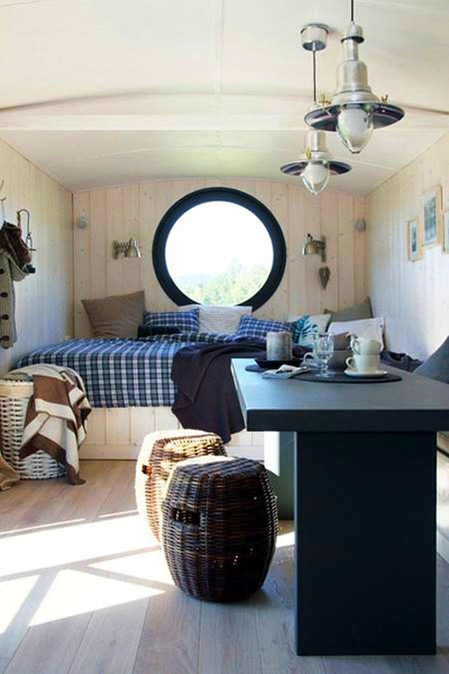 adelaparvu.com despre casa din lemn pe roti, design Miramari Design (1)