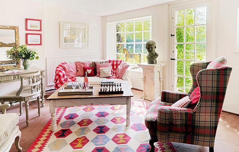 adelaparvu.com despre casa englezeasca, cottage cu decor rustic francez, Foto Johnny Bouchier, Redcover (10)