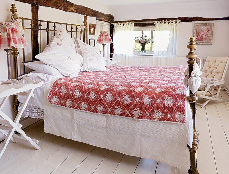adelaparvu.com despre casa englezeasca, cottage cu decor rustic francez, Foto Johnny Bouchier, Redcover (13)
