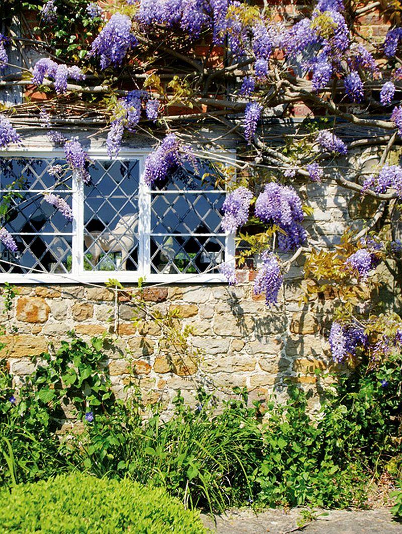adelaparvu.com despre casa englezeasca, cottage cu decor rustic francez, Foto Johnny Bouchier, Redcover (4)