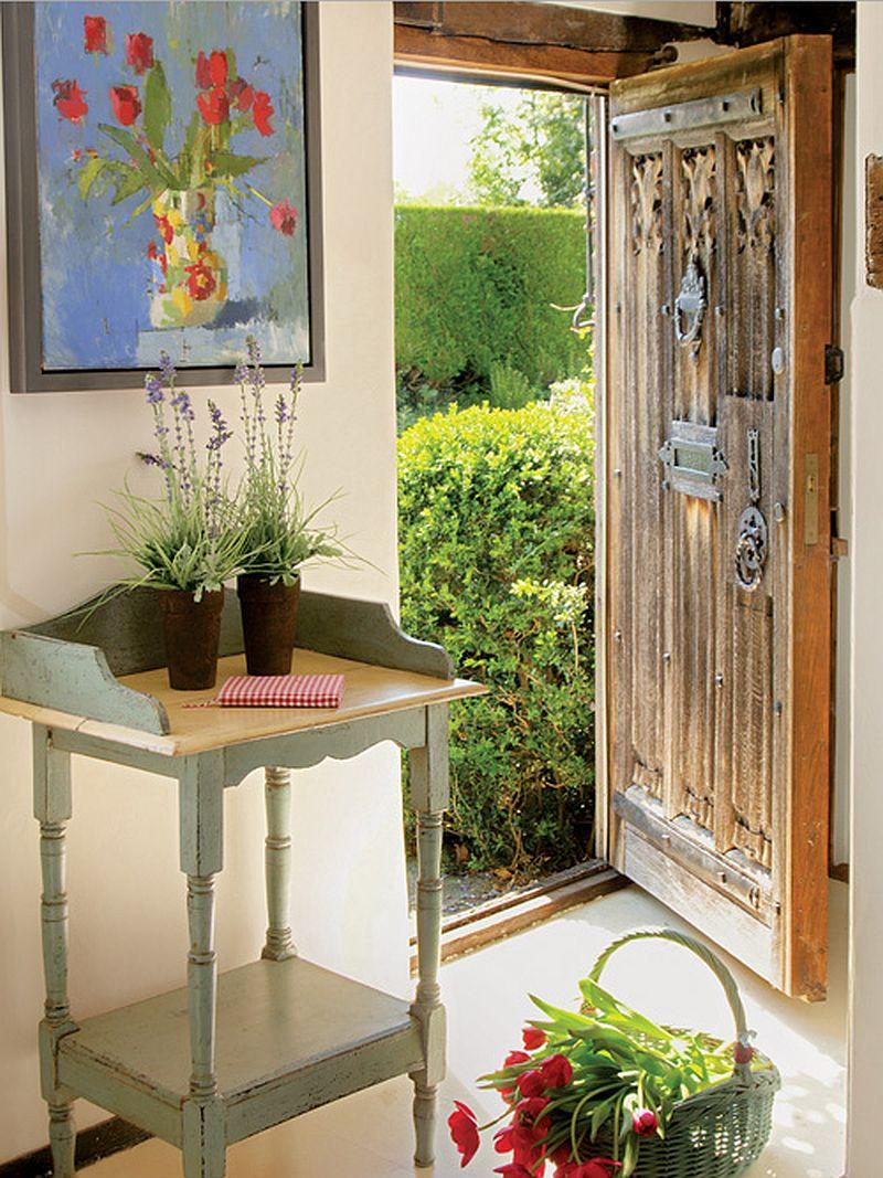 adelaparvu.com despre casa englezeasca, cottage cu decor rustic francez, Foto Johnny Bouchier, Redcover (6)