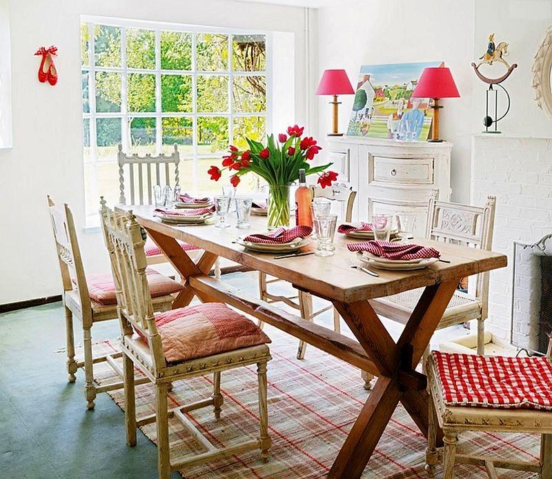 adelaparvu.com despre casa englezeasca, cottage cu decor rustic francez, Foto Johnny Bouchier, Redcover (7)