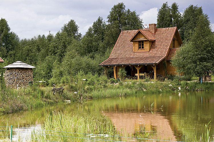 adelaparvu.com despre casa la tara transformata in pensiune, casa rustica Polonia, Foto Rafal Lipski Weranda Country (4)