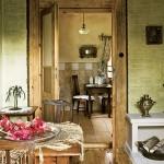 adelaparvu.com despre casa la tara transformata in pensiune, casa rustica Polonia, Foto Rafal Lipski Weranda Country (8)