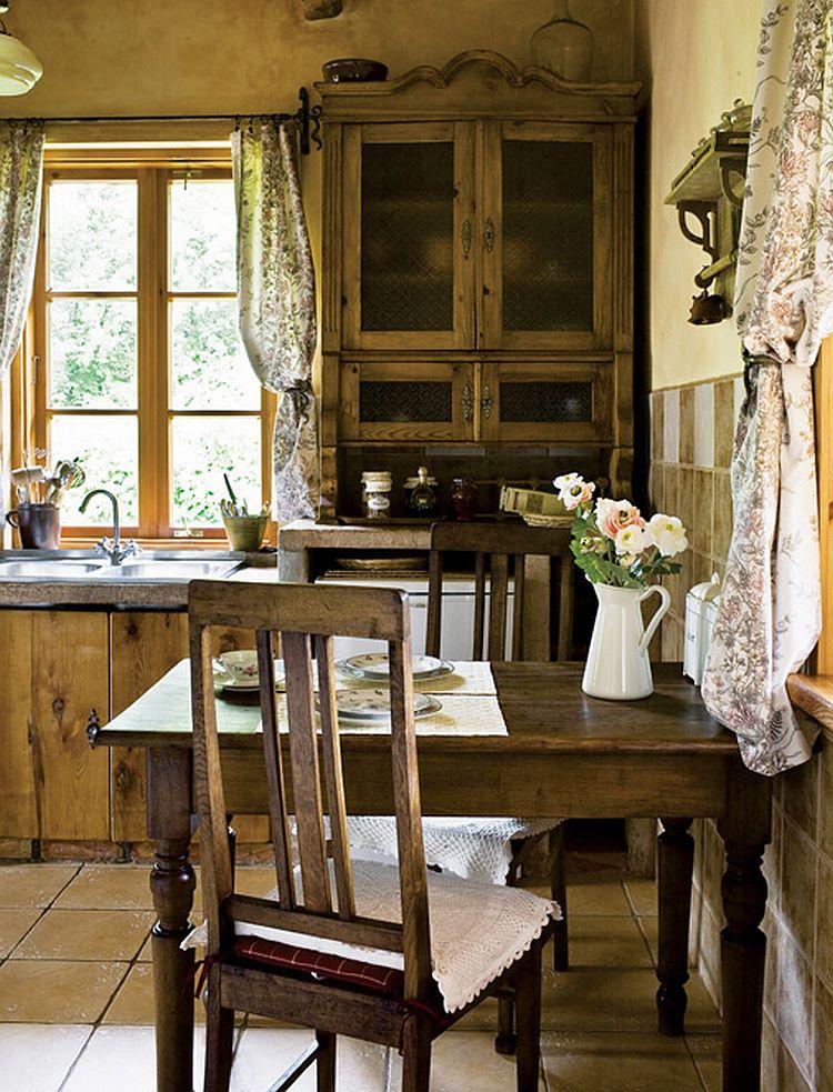 adelaparvu.com despre casa la tara transformata in pensiune, casa rustica Polonia, Foto Rafal Lipski Weranda Country (9)