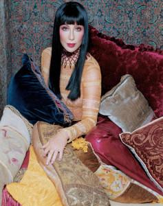 adelaparvu.com despre casa lui Cher din Los Angeles, designer Martin Lawrence Bullard Foto AD (3)