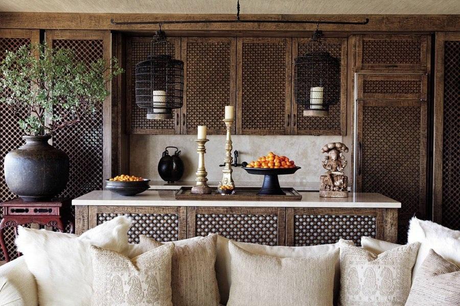 adelaparvu.com despre casa lui Cher din Los Angeles, designer Martin Lawrence Bullard Foto AD (8)