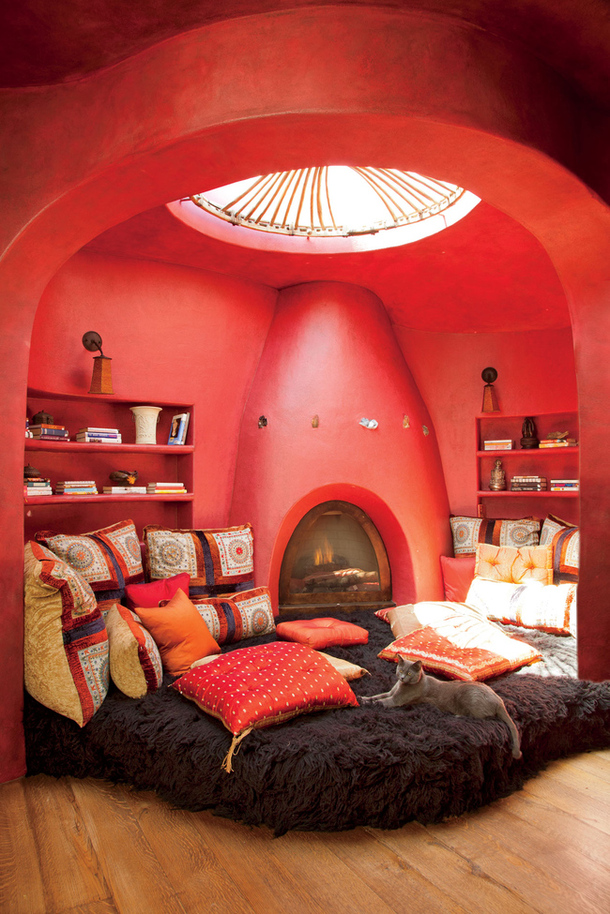 adelaparvu.com despre casa organica, proprietari Will Smith si Jada Pinkett Smith, Foto Roger Davis Architectural Digest (10)
