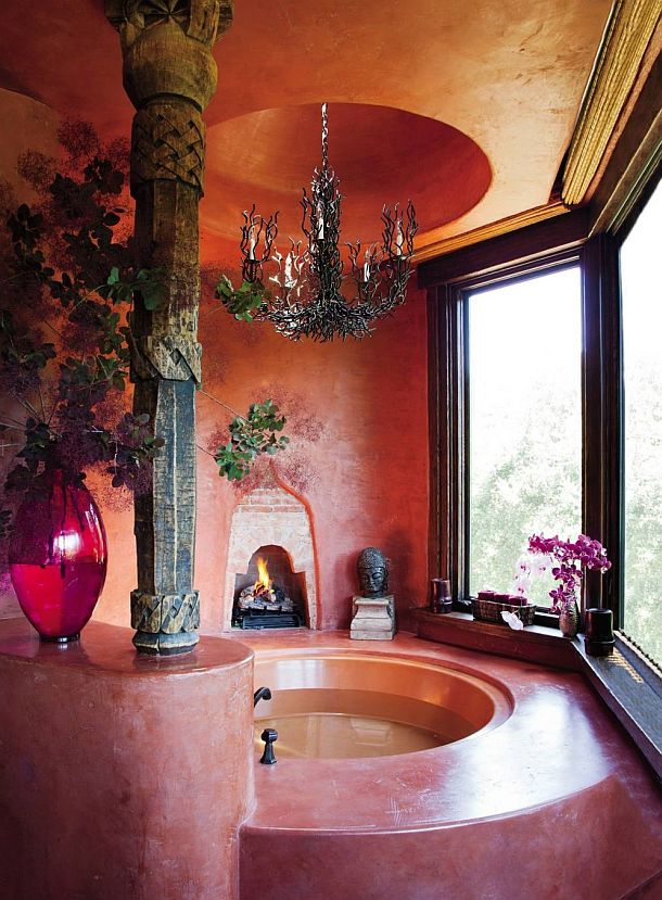 adelaparvu.com despre casa organica, proprietari Will Smith si Jada Pinkett Smith, Foto Roger Davis Architectural Digest (12)