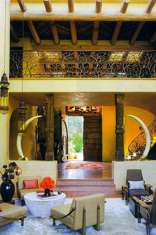 adelaparvu.com despre casa organica, proprietari Will Smith si Jada Pinkett Smith, Foto Roger Davis Architectural Digest (2)