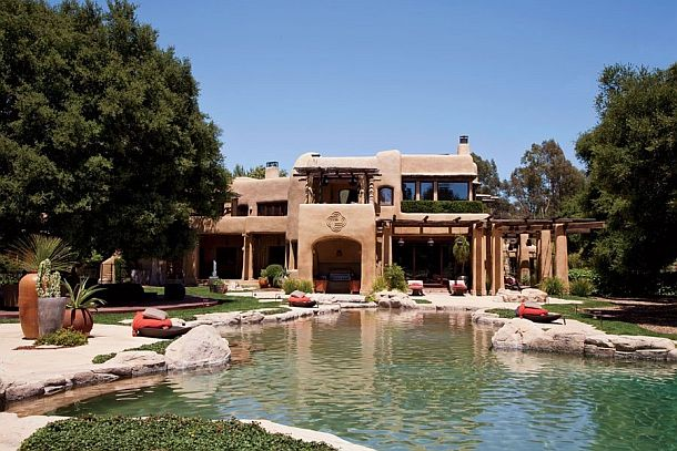 adelaparvu.com despre casa organica, proprietari Will Smith si Jada Pinkett Smith, Foto Roger Davis Architectural Digest (25)