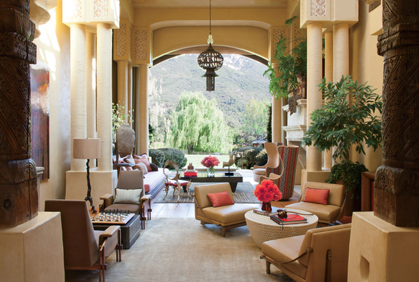 adelaparvu.com despre casa organica, proprietari Will Smith si Jada Pinkett Smith, Foto Roger Davis Architectural Digest (6)