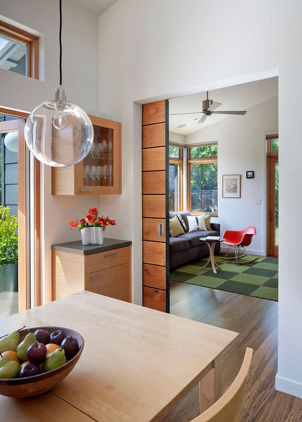 adelaparvu.com despre casa pentru familie, arhitect Ana Williamson, Foto David Wakely Photography  (7)