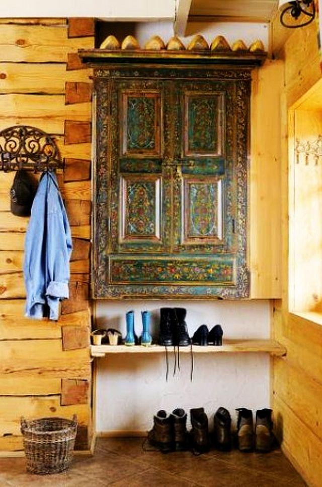 adelaparvu.com despre casa rustica cu gradina, Foto Weranda (4)