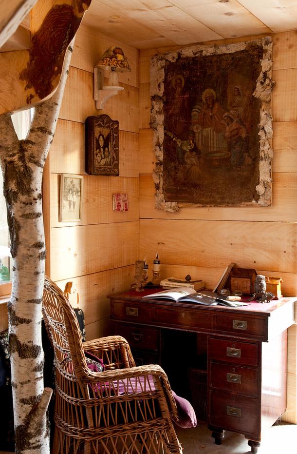 adelaparvu.com despre casa rustica ruseasca, proprietar  si designer Dominique de Rokmorel-Golitsyna, Foto Architectural Digest (23)