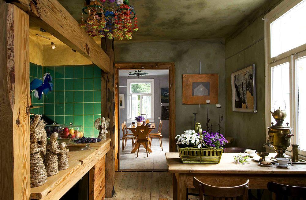 adelaparvu.com despre casa veche din lemn cu galerie de arta la tara, design Julita si Paul Sander, Foto Marek Szymanski (12)