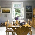 adelaparvu.com despre casa veche din lemn cu galerie de arta la tara, design Julita si Paul Sander, Foto Marek Szymanski (4)