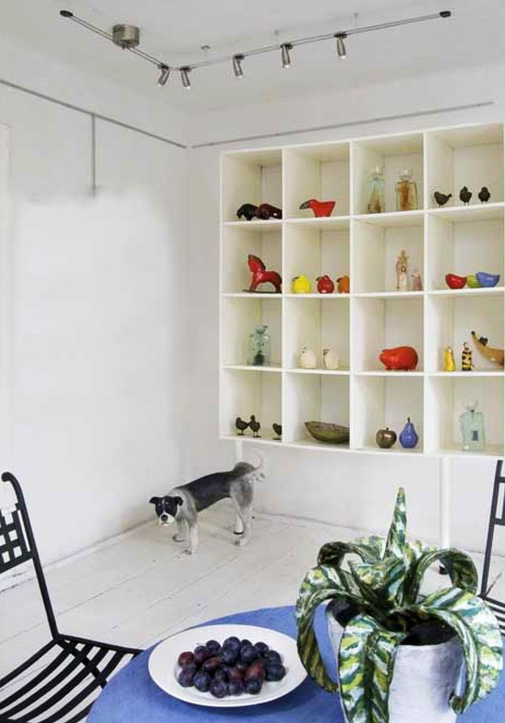 adelaparvu.com despre casa veche din lemn cu galerie de arta la tara, design Julita si Paul Sander, Foto Marek Szymanski (8)