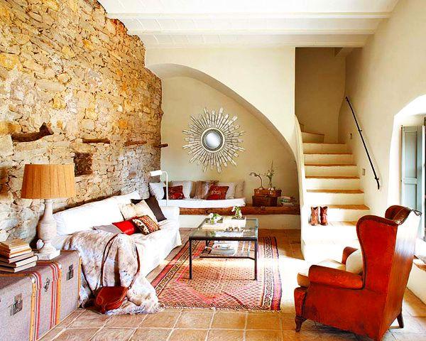 adelaparvu.com despre casa veche renovata cu ziduri de piatra (1)