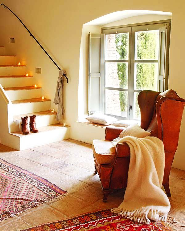adelaparvu.com despre casa veche renovata cu ziduri de piatra (3)