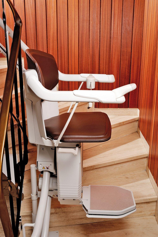 Solutie de scaun rulant de la Treppenlift