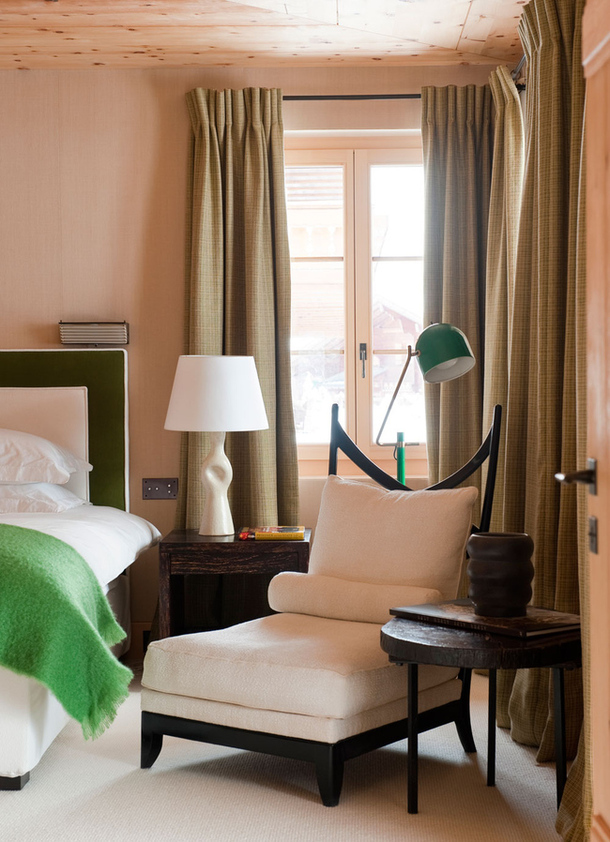 adelaparvu.com despre chalet Elvetia decor rustic modern, designer Tino Zervudachi  (14)