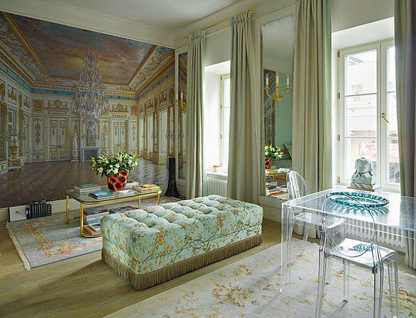 adelaparvu.com despre garsoniera 42 mp care arata ca un palat, arhitect Maria Matrosova, Foto AD Magazine (3)