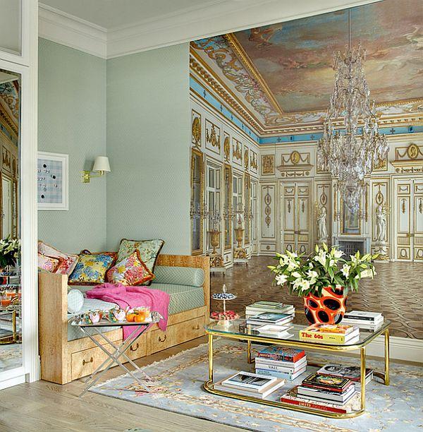 adelaparvu.com despre garsoniera 42 mp care arata ca un palat, arhitect Maria Matrosova, Foto AD Magazine (4)