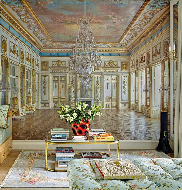 adelaparvu.com despre garsoniera 42 mp care arata ca un palat, arhitect Maria Matrosova, Foto AD Magazine (5)