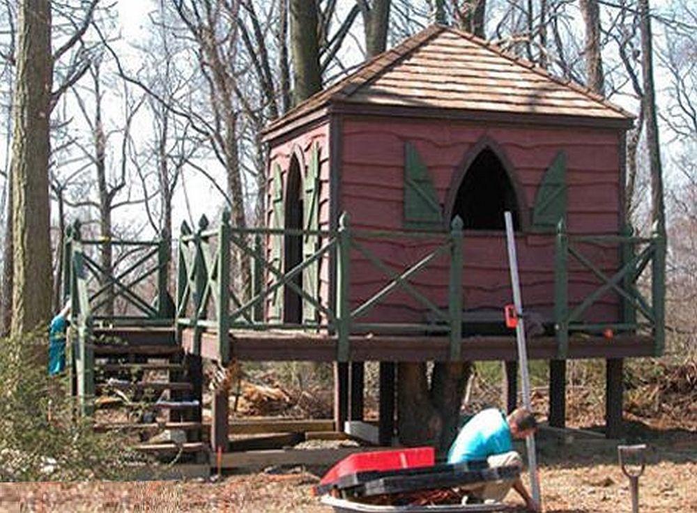 adelaparvu.com despre gradina cu iaz si casuta de lemn, Foto Liquidscapes