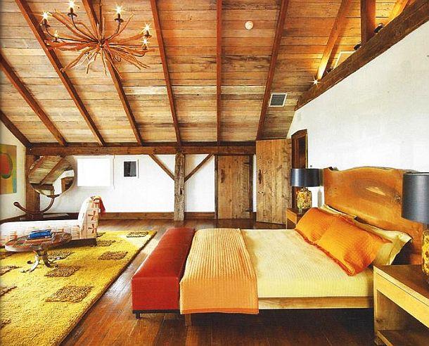 adelaparvu.com despre hambar transformat in locuinta contemporana, casa americana, design interior John Barman (20)