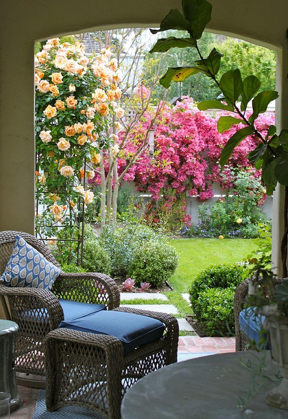 Foto Garden Pacific
